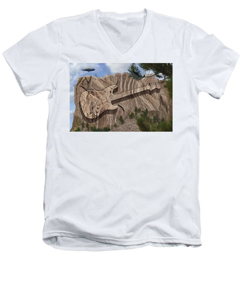 Rock And Roll Park 2 Men's V-Neck T-Shirt