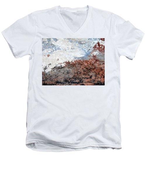 Rock Scenes Men's V-Neck T-Shirt