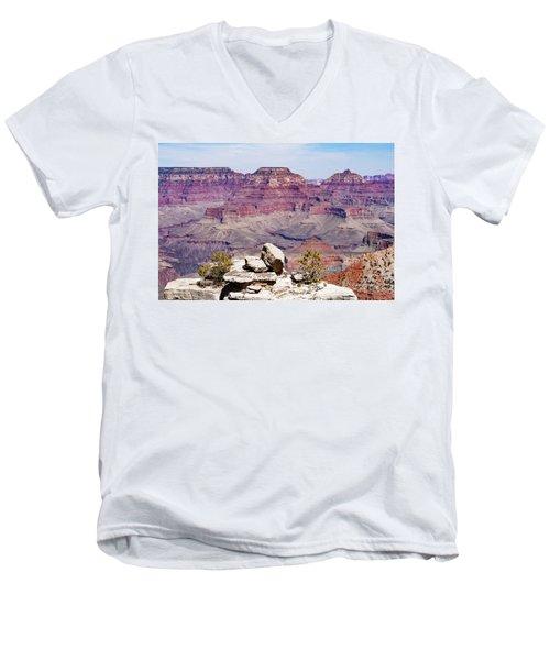 Rockin' Canyon Men's V-Neck T-Shirt