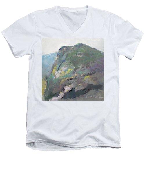 Rocky Mountain Men's V-Neck T-Shirt