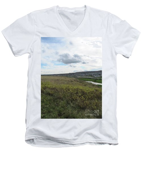 Rolling Hill Men's V-Neck T-Shirt