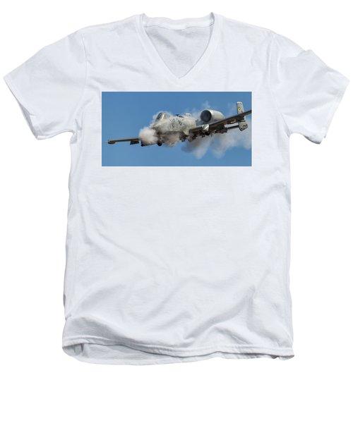 Rolling In Hot Men's V-Neck T-Shirt