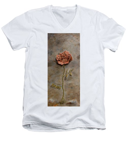 Rose Of Regeneration Men's V-Neck T-Shirt