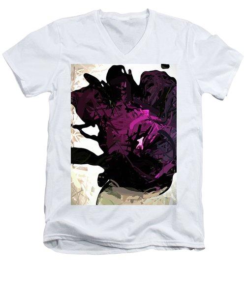 Roses 1 Men's V-Neck T-Shirt