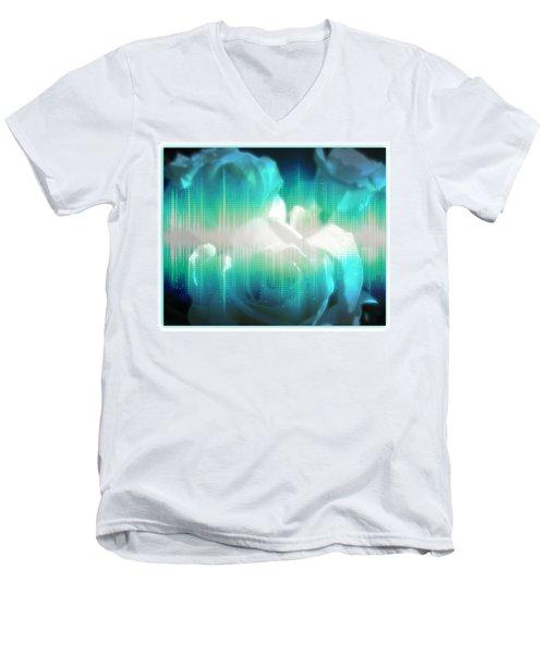 Roses #10 Men's V-Neck T-Shirt