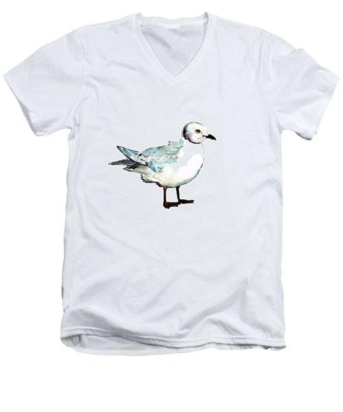 Ross's Gull Men's V-Neck T-Shirt