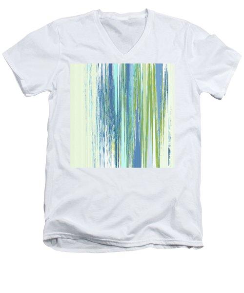 Rainy Street Men's V-Neck T-Shirt