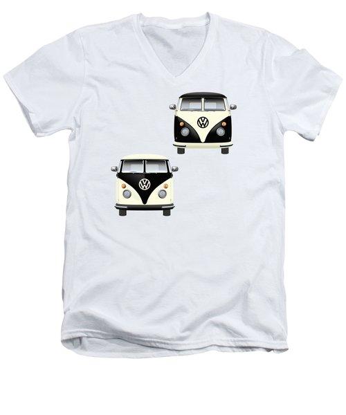 Rubadubdub Men's V-Neck T-Shirt by Tim Gainey