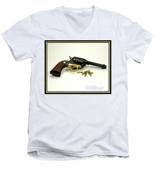 Ruger Bearcat Men's V-Neck T-Shirt