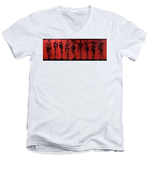 Runway Men's V-Neck T-Shirt