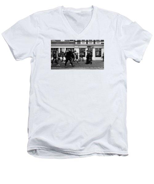 Rush Men's V-Neck T-Shirt
