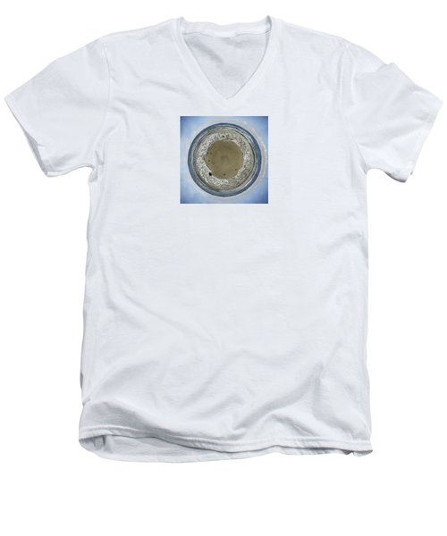 Sacred Planet - Acciaroli - Italy Men's V-Neck T-Shirt