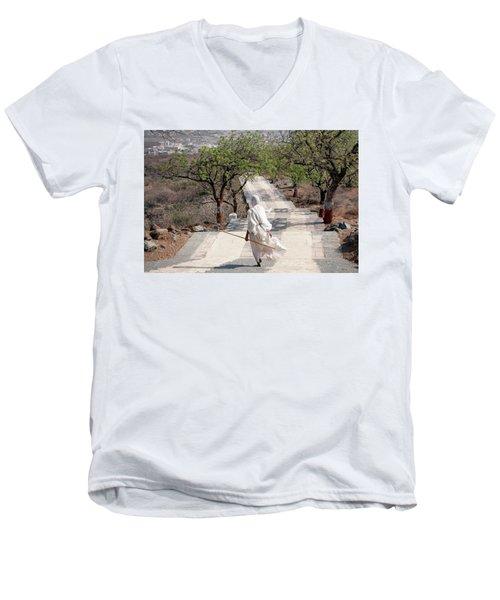 Sadhvi Men's V-Neck T-Shirt