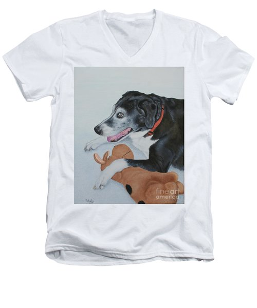Sadie Men's V-Neck T-Shirt