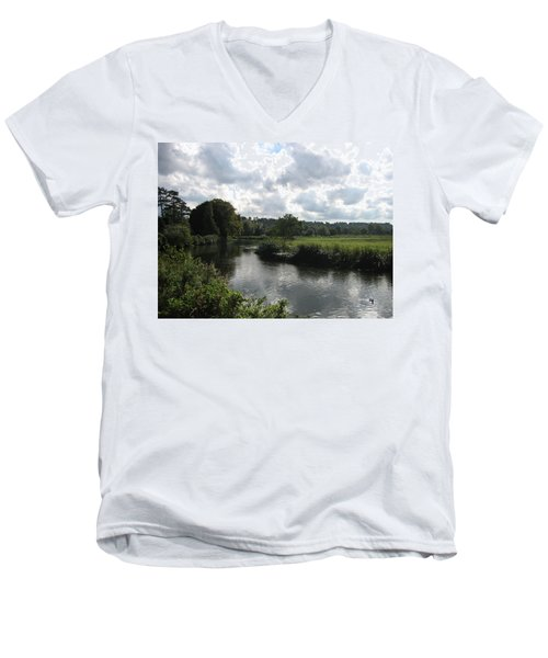 Salisbury Men's V-Neck T-Shirt