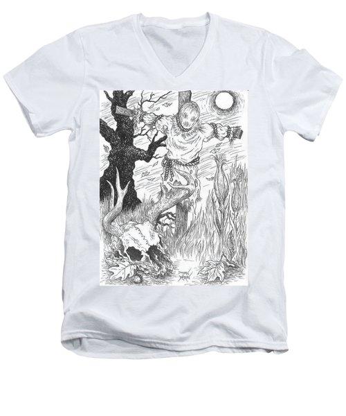 Samhain Men's V-Neck T-Shirt