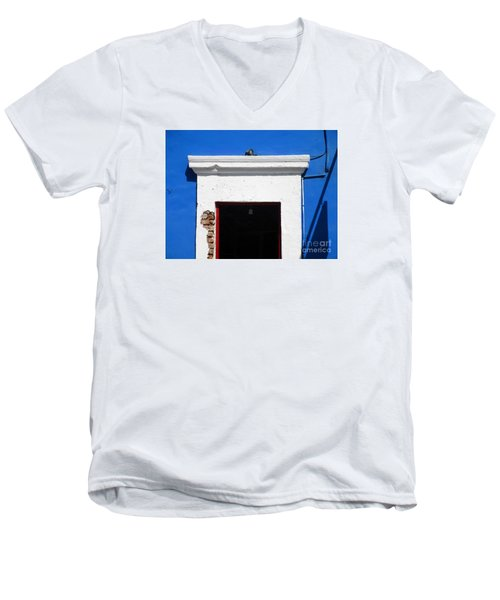 San Jose Del Cabo Door 5 Men's V-Neck T-Shirt