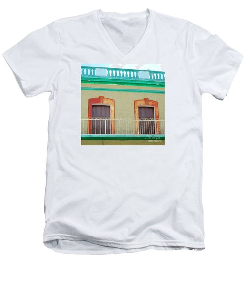San Jose Del Cabo Doors 11 Men's V-Neck T-Shirt