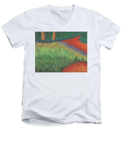 Sanctuary Men's V-Neck T-Shirt
