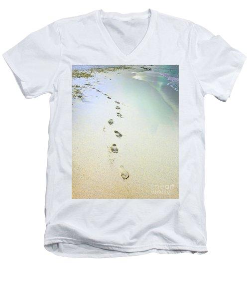 Sand Between My Toes Men's V-Neck T-Shirt