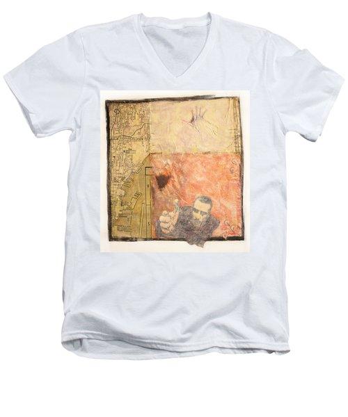 Sandpoint Men's V-Neck T-Shirt