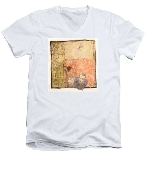 Sandpoint Men's V-Neck T-Shirt