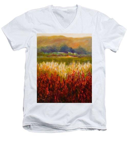 Santa Rosa Valley Men's V-Neck T-Shirt