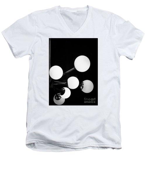 Satellite Moons Men's V-Neck T-Shirt