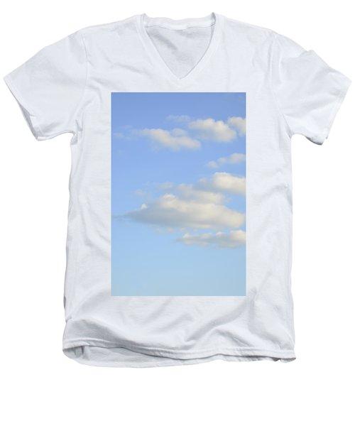 Say Vertical Men's V-Neck T-Shirt