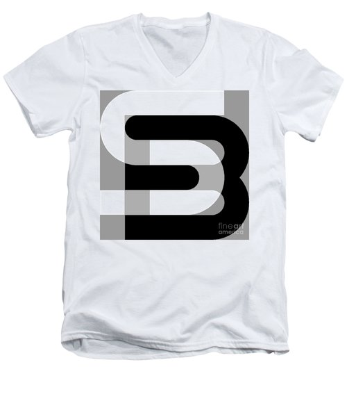 sb Men's V-Neck T-Shirt
