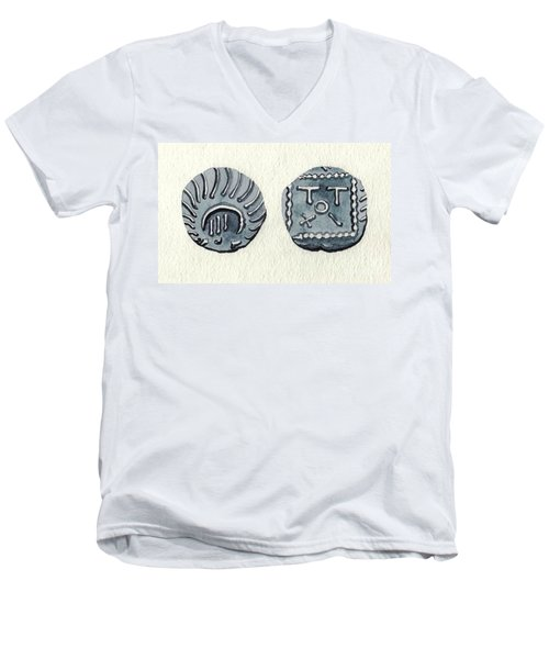 Sceatta Men's V-Neck T-Shirt