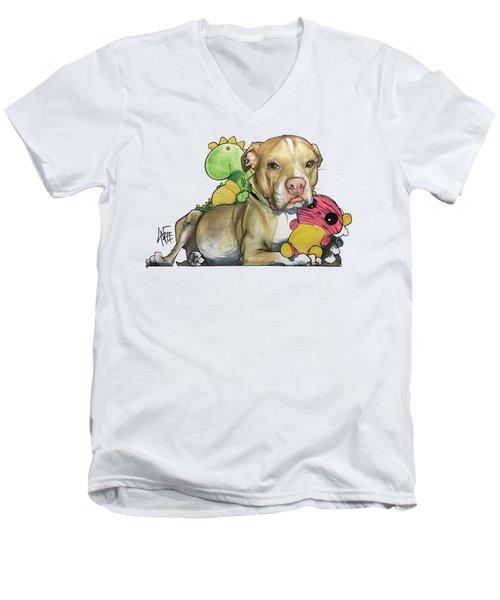 Scott 3290 Men's V-Neck T-Shirt