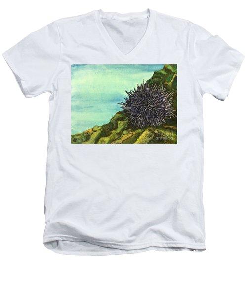 Sea Urchin   Men's V-Neck T-Shirt