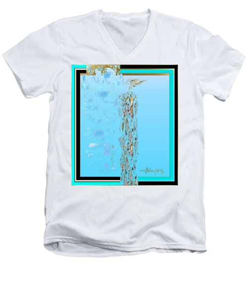 Sea Witch  Men's V-Neck T-Shirt
