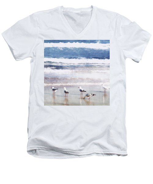 Seaspray Men's V-Neck T-Shirt