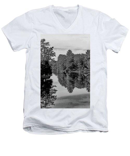 Secret Hideaway Men's V-Neck T-Shirt