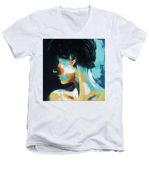 Secrets Men's V-Neck T-Shirt