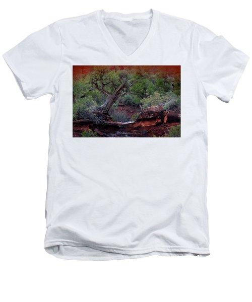 Sedona #1 Men's V-Neck T-Shirt