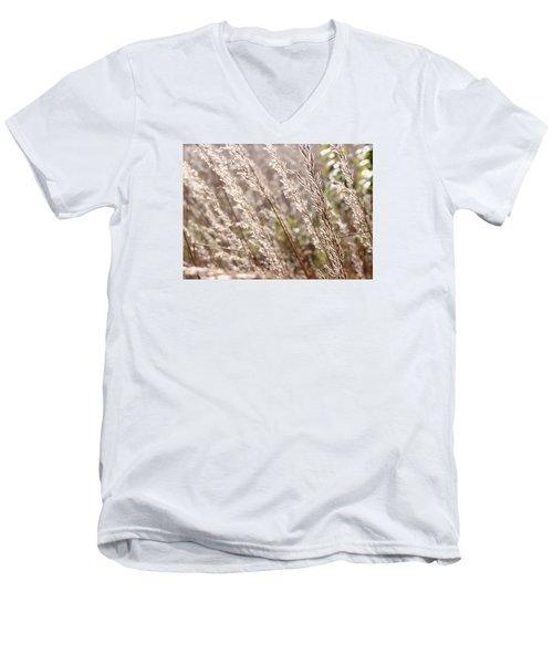 Seeds Of Autumn Men's V-Neck T-Shirt