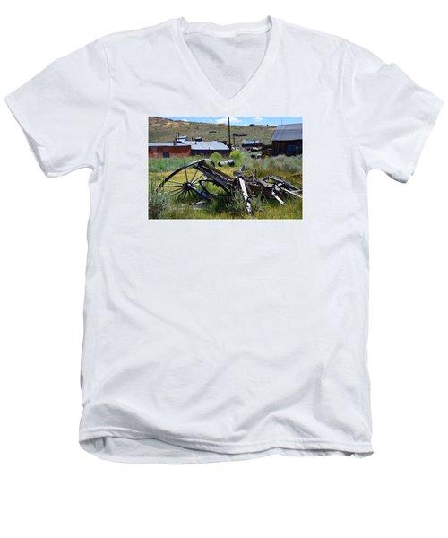 Seen Better Days Men's V-Neck T-Shirt