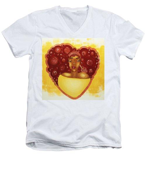 Self Love Men's V-Neck T-Shirt