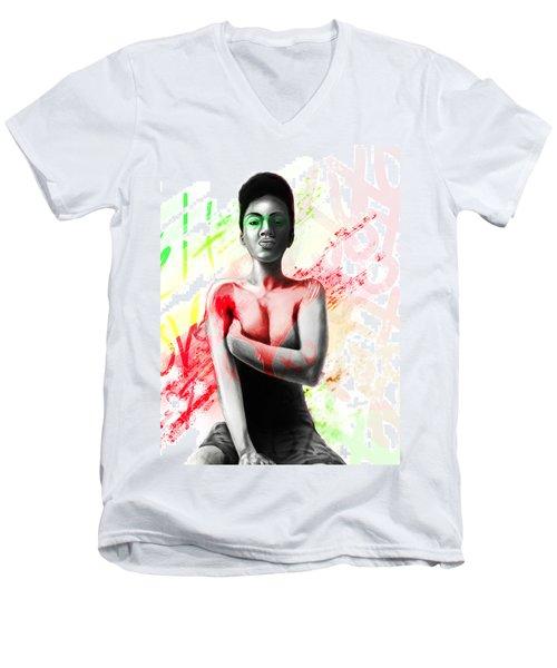 Self Love Xoxo Men's V-Neck T-Shirt