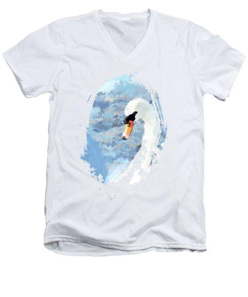 Sensational Men's V-Neck T-Shirt by Anita Faye