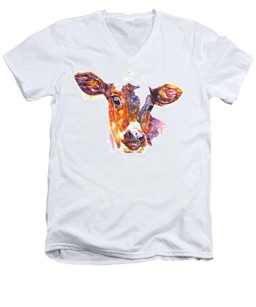 Seriously?  Men's V-Neck T-Shirt
