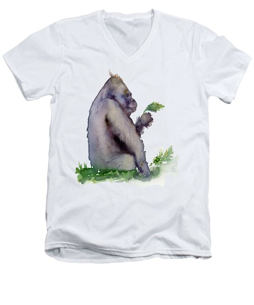 Seriously Speaking Men's V-Neck T-Shirt