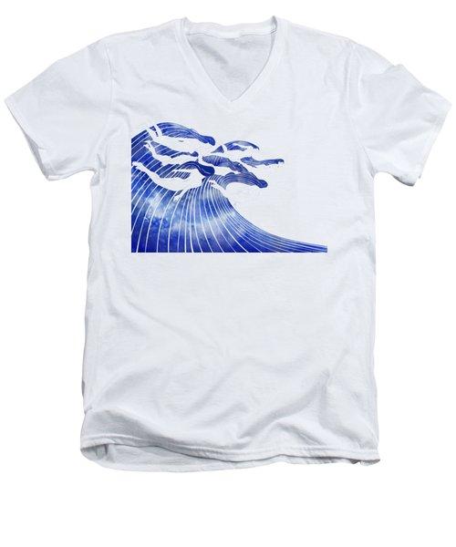 Seven Nereids Men's V-Neck T-Shirt