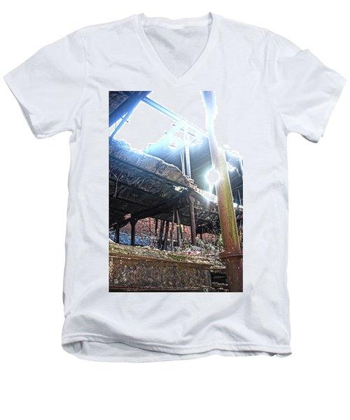 Several Floors Men's V-Neck T-Shirt