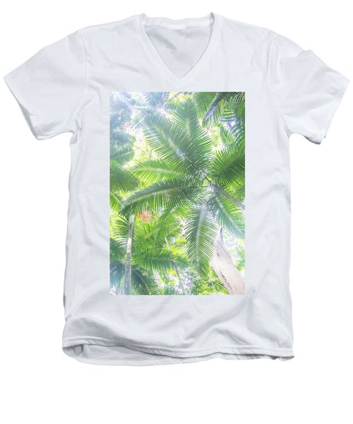 Shade Of Eden  Men's V-Neck T-Shirt