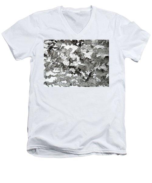 Shades Of... Men's V-Neck T-Shirt