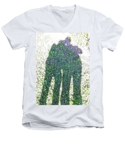 Shadow In The Meadow Men's V-Neck T-Shirt